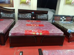 New Brown Italian Bedroom Furniture, Size: Queen