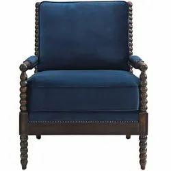 Jodhpurcraft.in Modern Wooden Sofa Chair, Living Room