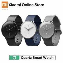 Black Xiaomi Mijia Smart Quartz Watch