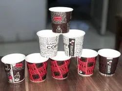 Multicolor 130 Ml Paper Cup, For Event, Packet Size: 96 Pcs