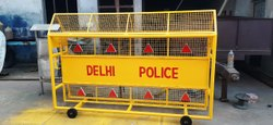 Police Traffic Barrier