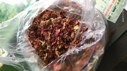 Rose Flower Dried
