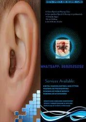 Hearing Loss Treatment Service, in Pan India, Completely in The Canal Style