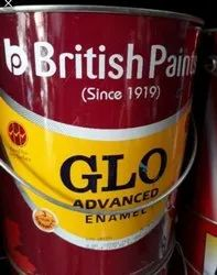 Berger High Gloss British Paint, Packaging Type: Can, Packaging Size: 1 To 20 Litter