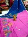 Hand Loom Weaving Saree