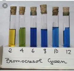 Bromocresol Green Indicator AR (Bromo Cresol Blue), For Laboratory