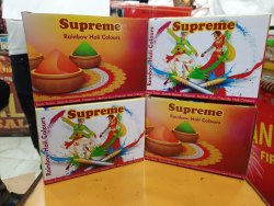 Supreme Organic Holi Colours