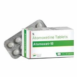 Atomoxet 18 mg Tablet