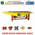 Concrete Block Vibration Table