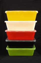 Plastic Food Container 750 Ml