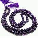 Amethyst Japa Mala 108 Beads