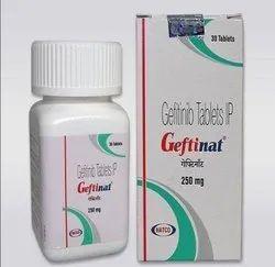 NATCO Geftinat 250 Mg Tablets, Prescription, Treatment: Cancer