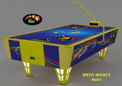 7 Feet Speed Air Hockey