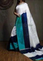 Pure Matka Silk Karshad Design Sarees