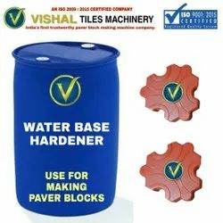 Water Base Paver Block  Hardener