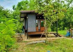 Pre Fabricated Steel Cottage Construction, Dehradun