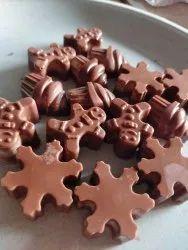 Brown Piece Ved Art Milk Chocolate