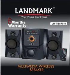 Landmark LCD LM-TBS7031 Multimedia Wireless Speaker