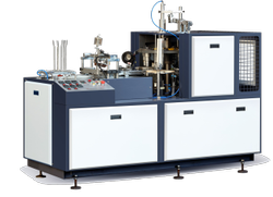 Semi- Automatic Ice Cream Paper Cup Machine
