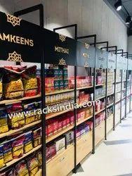 Namkeen Display Rack