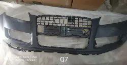 Gray ABS Plastic Car Bumper, Vehicle Model: Audi Q 7