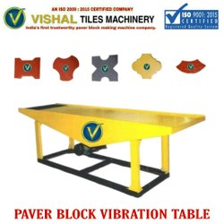 Pavement Block Vibrating Table