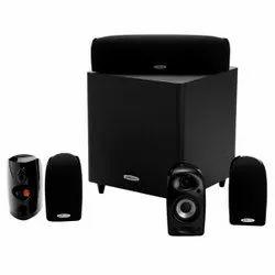 5.1 Black Polk Audio TL1600 - Speaker Package
