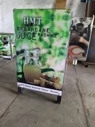 3 Roller Heavy Duty Automatic Sugarcane Juice Machine for Commercial