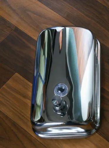 Ss Liquid Soap Dispenser 1000ml