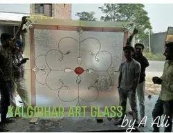 12mm Decorative Glass