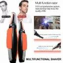 Microtouch All In One Trimmer Razor