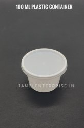 100 Ml Plastic Food Containers