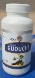 Mcc's Tinospore Cordifolla 500 Mg Guduchi (Giloy) Tablets, For Personal, 500 Mg 60 Tabs
