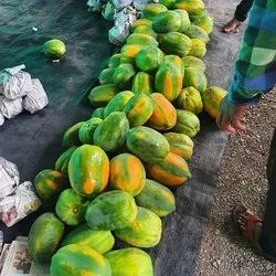 A Grade Red Lady Papaya, Packaging Size: 20 Kg