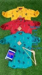Shirts & T-Shirts Men Readymade Garments, Size: smlxl2xl
