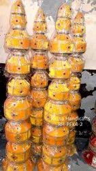 Kalash Pillar Set for Mandap Decor