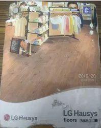Wonder floor Wooden PVC Vinyl Flooring, Thickness: .65mm 1.3mm 1.5mm