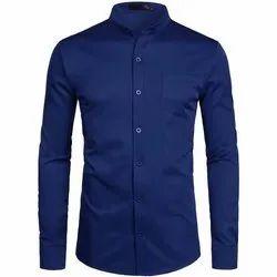 100% Male Cotton Shirt