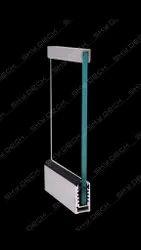 Top Panel Aluminium S Grip Aluminium Railing