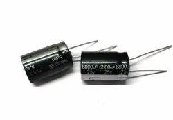 6800uf25v Electrolytic Capacitors, For Inverter