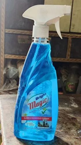 Bright Magic Glass And Household Cleaner
