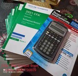 English CFA Kaplan schweser