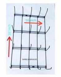 Metal Mobile Accessories Rack