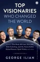 George Ilian English Top Visionaries Who Changed The World Book