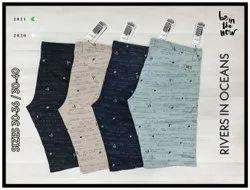 Lycra Cotton Shorts Premium Half pant