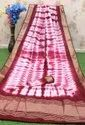 Ligalz Presenting Nylon Silk Sarees With Blouse
