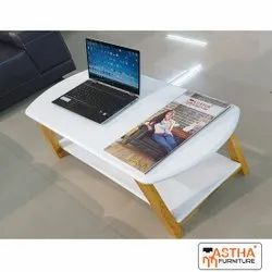 Astha furniture Rectangular Wooden Coffee Table, For Home