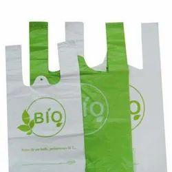 Biodegradable Carry Bag Making Machine