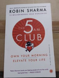 5 AM Club Book