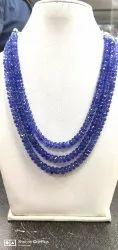 Tanzenite beads